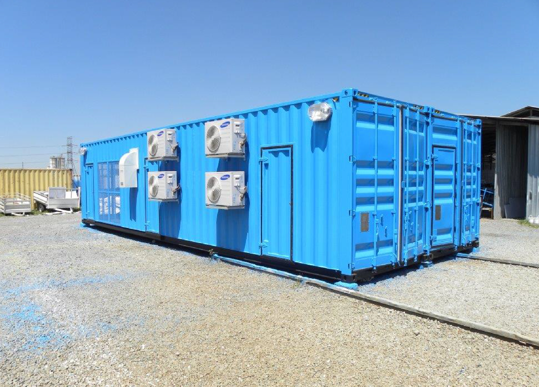 Container Rooms mcc rooms - a&a containers (pty) ltd