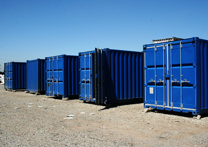 , CONTAINER SELF STORAGE