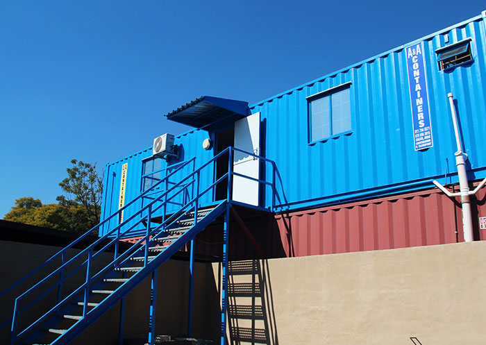, MOBILE CONTAINER WORKSHOPS