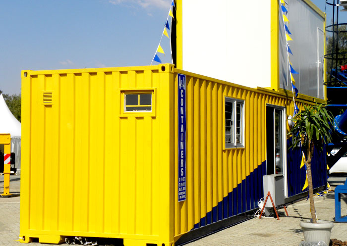 LEASING CONTAINERS - A&A Containers (PTY) LTD
