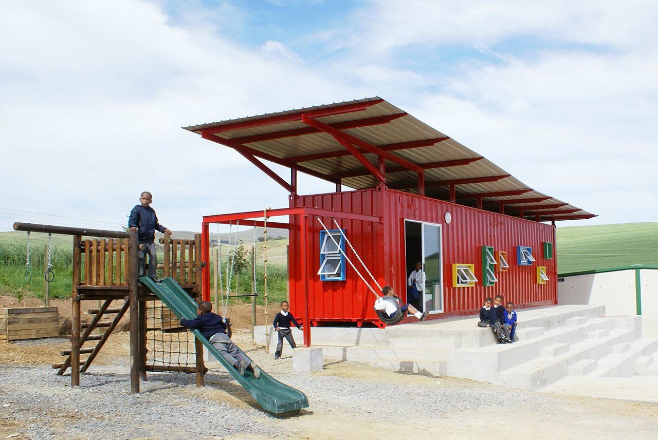 , Container Classrooms