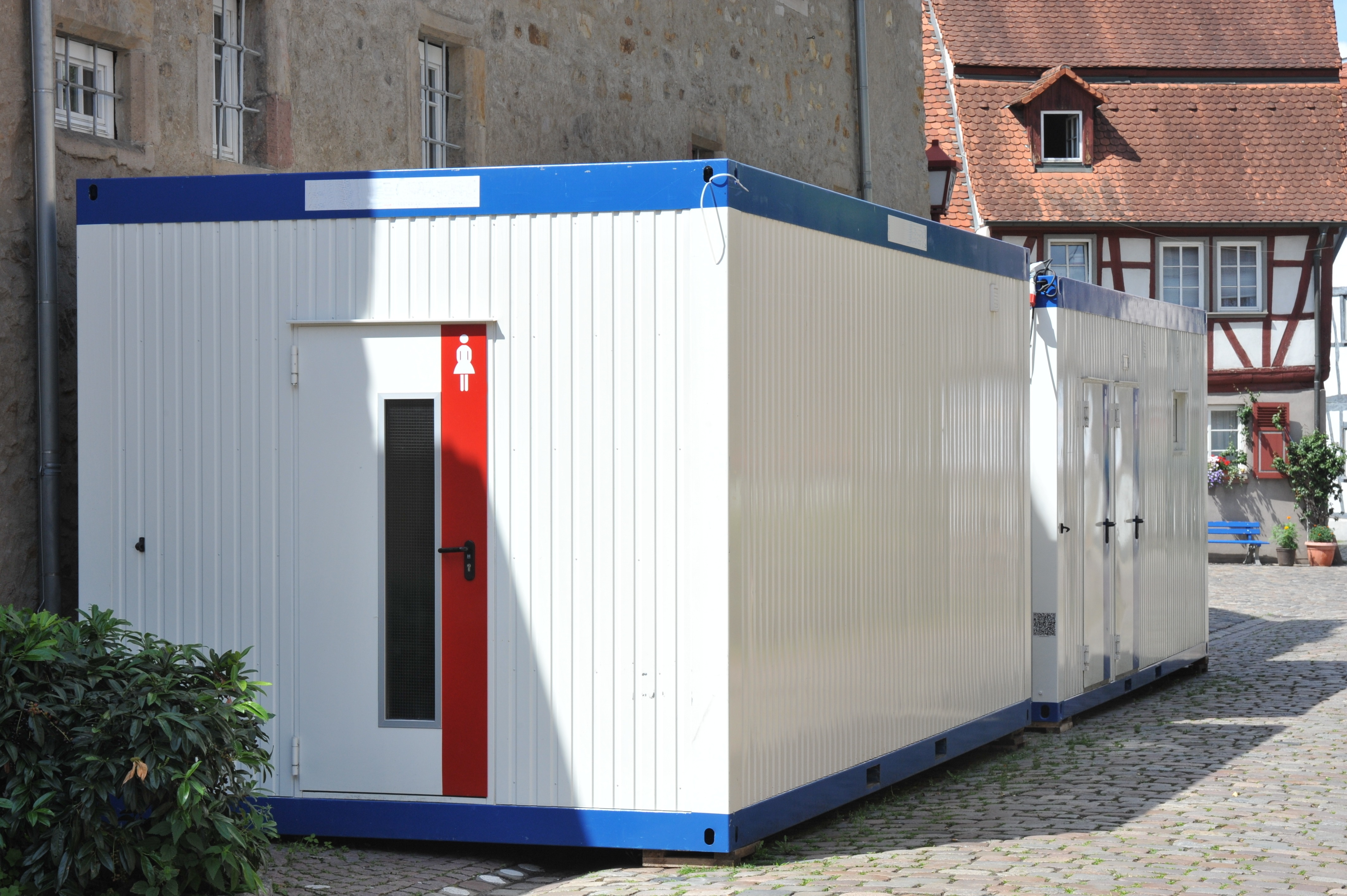 , Ablution Container Solutions