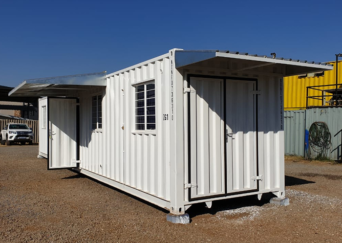 Container Clinics, Container Clinics