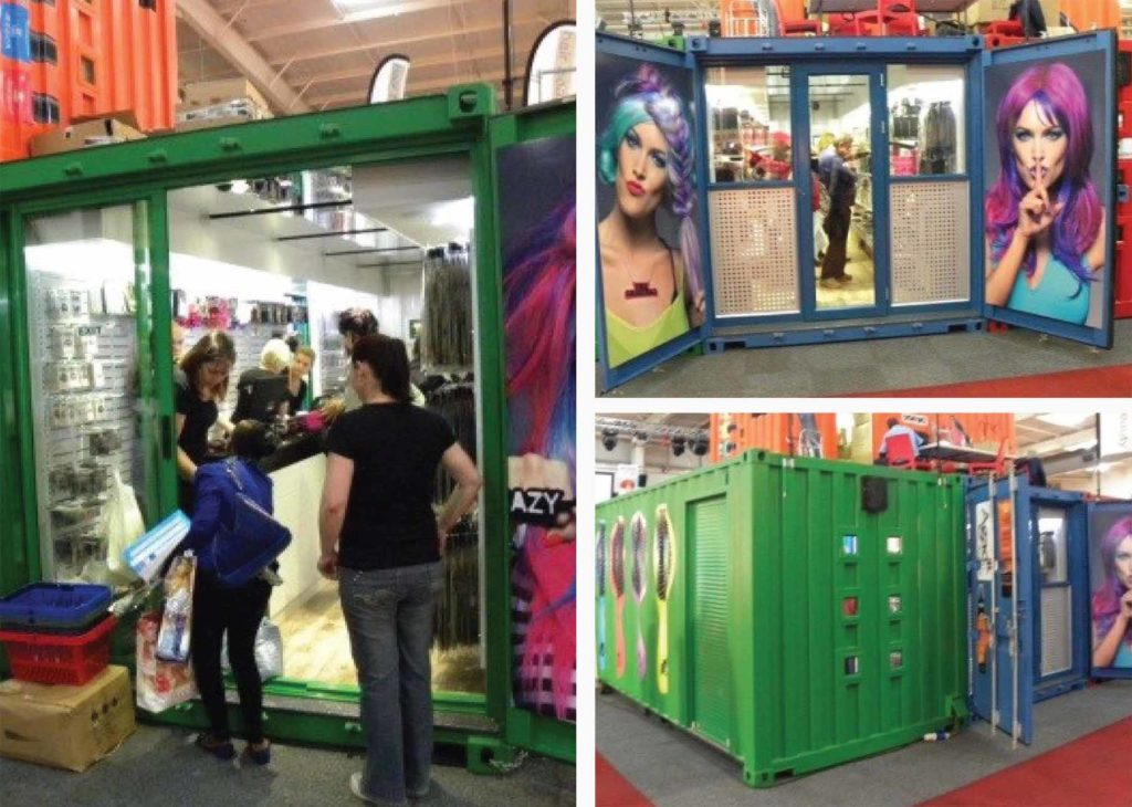 Container Trends, TRENDS