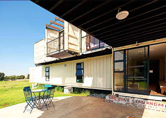 , CONTAINER HOMES