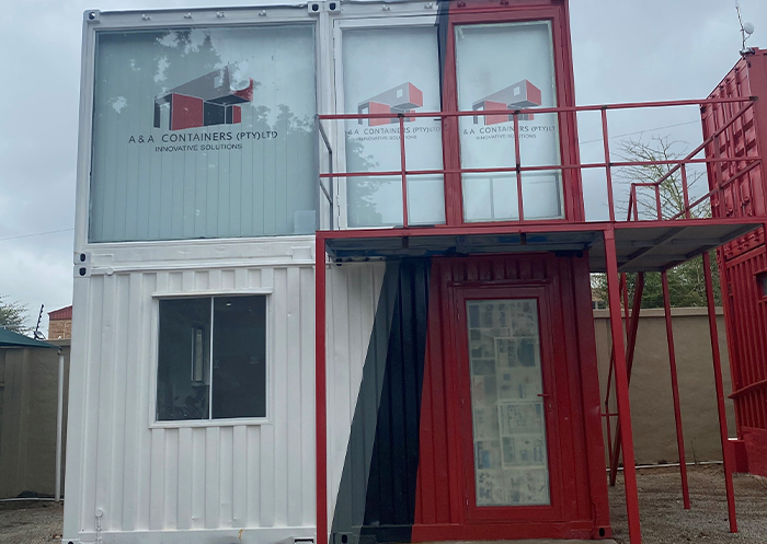 , OFFICES CONTAINERS
